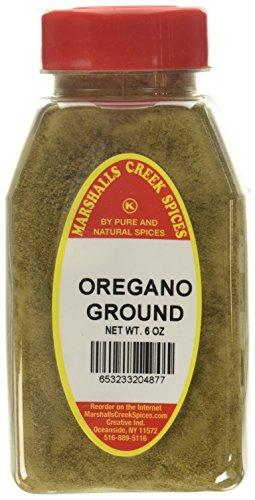 Marshalls Creek Kosher Spices OREGANO GROUND 6 oz by Marshall's Creek Spices