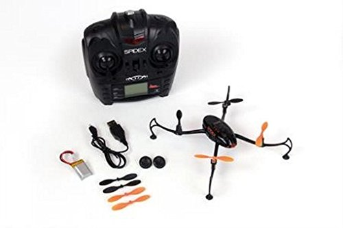Ares AZSQ1700a Spidex Ultra-Micro RTF Quadcopter
