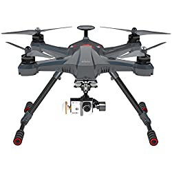 Walkera Scout X4 Quadcopter with Ground Station