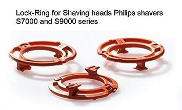 Lock ring (placa de sujeción, titular) para Philips cabezales de ...