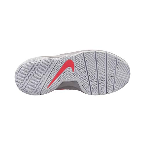 Hustle gs racer Grey white Ginnastica 001 atmosphere Scarpe Pink Da Uomo Team Nike Basse Quick Multicolore tA5qxat4