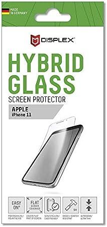 Displex Displayschutz Aus Hybrid Glass Für Iphone 11 Elektronik