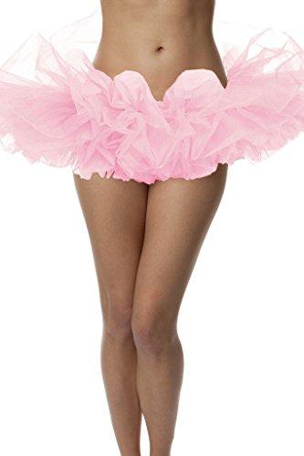 Top Rated Adult Tutu Skirt, ballet tutu style, by BellaSous. Perfect princess tutu, adult dance skirt, rehearsal tutu, or petticoat skirt. Plus size tutu available! One Size - Light Pink tutu - Tutu For Women