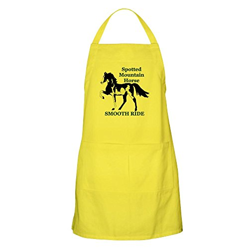 CafePress - SMH Smooth Ride BBQ Apron - Kitchen Apron with Pockets, Grilling Apron, Baking Apron