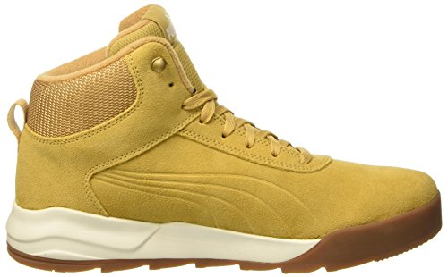 Puma Unisex Adults' Desierto Sneaker Hi-Top Trainers Brown (Taffy-taffy 01) sale footaction outlet very cheap sneakernews sale online cheap sneakernews clearance with mastercard zVql109GG