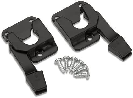AMP Research BedXTender HD Max Quick-Latch Mounting Bracket Kit 74605-01A