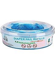 BéBé Care Diaper Pail Refill For Diaper Genie and Muchkin Diaper Pails,275 Count