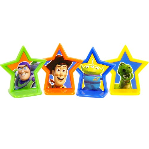 Toy Story Cake Toppers (8pcs) (Toy Story Wilton)