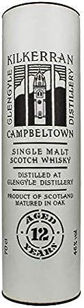 Kilkerran - Campbeltown Single Malt - 12 year old Whisky