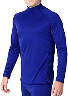 product image for WSI Arctic Microtech Long Sleeve Performance Shirt, Royal, Large