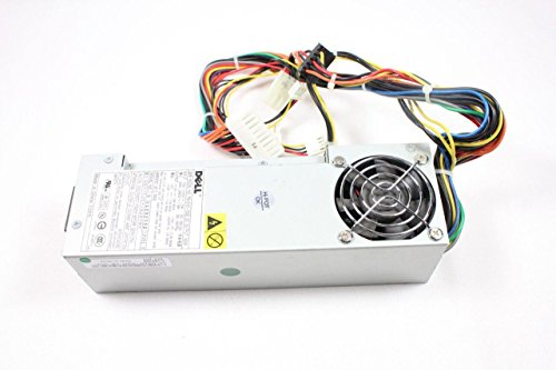 Genuine Dell 160W Power Supply PSU For OptiPlex GX280 Small Form Factor (SFF) and Dimension 4700C Systems Part Numbers: R5953, -