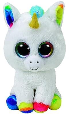 TY Beanie Boos Pixy - White Unicorn Reg Plush from TY Inc