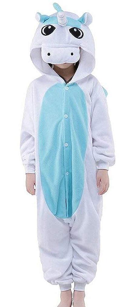 Socluer Unisex Pigiameria Sleepwear Nightclothes Cosplay Felpato Pigiama Bambini Tuta Pigiama Animali Fumetto Regali di Natale