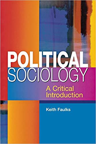 Book Political Sociology: A Critical Introduction