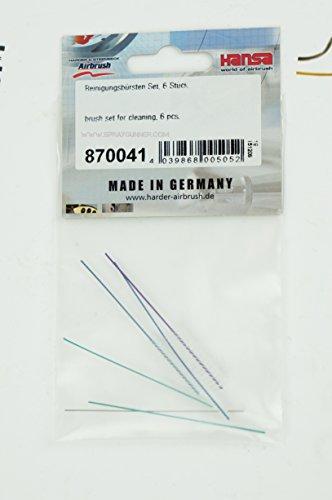 Nozzle Needle Set - 6