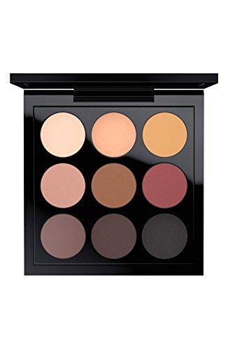 MAC Times Nine Eyeshadow Palette Semi-Sweet 5.85g/0.2 Oz (Mac Eyeshadow Neutral Palette)