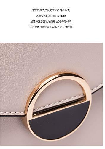 Crossbody Bag nbsp;a Femminile Oblique Moda Borsa Spalle Hxkb nbsp; Blocco Selvaggio Semplice 5dPq5