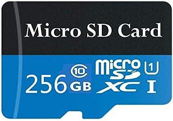 Tarjeta de memoria Micro SD de 256 GB, 400 GB, 512 GB, 1024 GB, clase 10, SDXC con adaptador 400GB: Amazon.es: Electrónica