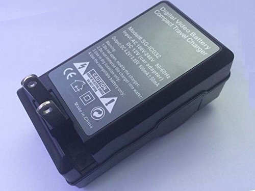 Portable AC Charger for SONY Cyber-Shot DSC-W110 DSC-W300 DSC-W80/W Battery NP-BG1 NP-FG1