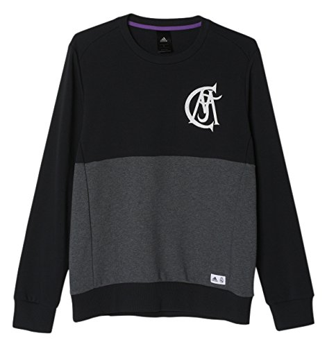 adidas AY2824 Real Madrid Graphic Sweatshirt