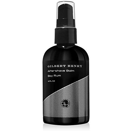 Gilbert Henry Bay Rum Balm: Artfully Designed and Skillfully Crafted to Earn You Compliments On Your Look and Your Choice of Fragrance. ()