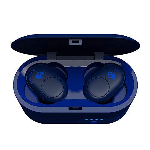 Skullcandy Push True Wireless Earbuds, In-Ear Bluetooth with Microphone, 33ft...