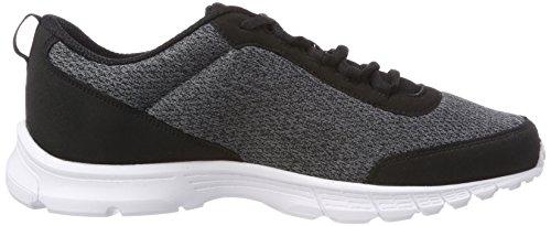 Reebok Speedlux 3.0, Chaussures de Running Compétition Femme Noir (Blackash Greywhite)