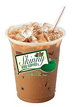 Skinny Iced Coffee - Mocha - Flavored Coffee Concentrate - Only 2 Weight Watchers Point Per 16 Oz Drink