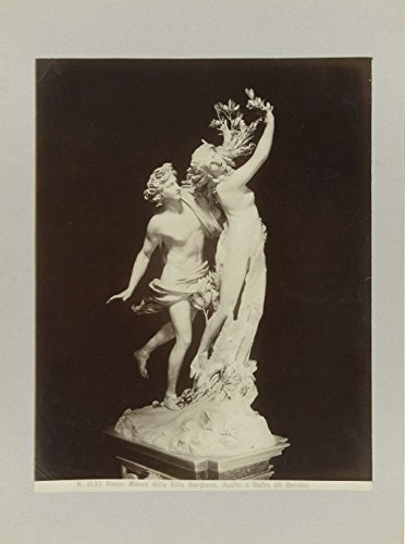 Classic Art Poster - Sculpture of Apollo and Daphne, anonymous, c. 1880 - c. 1904 11