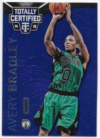 Avery Bradley 2014-15 Totally Certified Platinum Blue #46/149 Boston Celtics Parallel Card #68