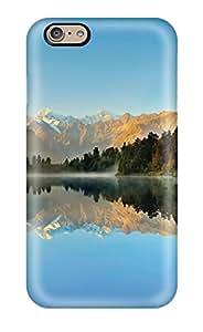 New Premium Flip Case Cover Lake Skin Case For Iphone 6 YORCRLHS44YBJL4K