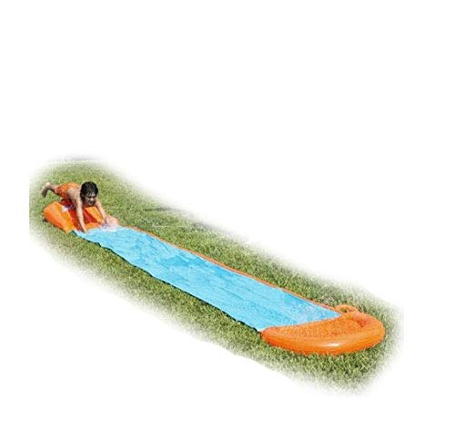- Methink Toy Water Slide 18' Single Lane Ground Water Slide