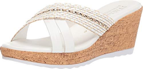 ITALIAN Shoemakers Women's Lyra White 8 M US