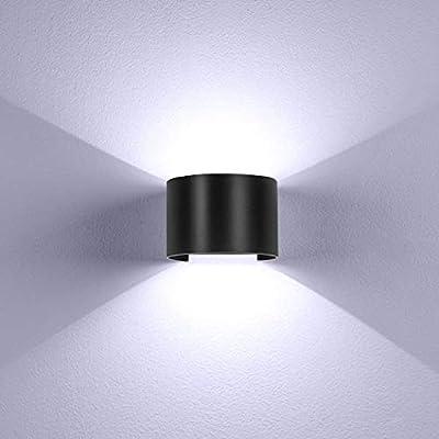 12w Applique Murale Led Interieur Exterieur Lampe Murale Moderne
