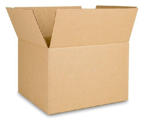 EcoBox Medium Moving Boxes Economy Size 18 x 14 x 12 Pack of 20 V-11618