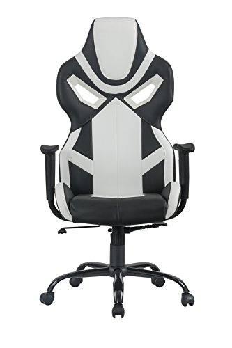 41eSgfIXXdL - BestOffice-High-Back-Recliner-Office-Chair-Computer-Racing-Gaming-Chair