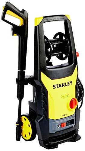 Stanley SW19-BR, Lavadora Profissional de Pressão 1.595 Psi 1.600W, Amarelo/Preto