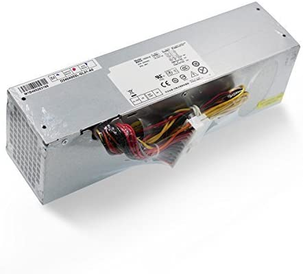 Small Form Factor SFF Systems H240AS-00 AC240AS-00 L240AS-00 AC240ES-00 H240ES-00 Series Mackertop 240W Desktop Power Supply Unit PSU Replacement for Dell OptiPlex 390 790 990 3010 7010 9010