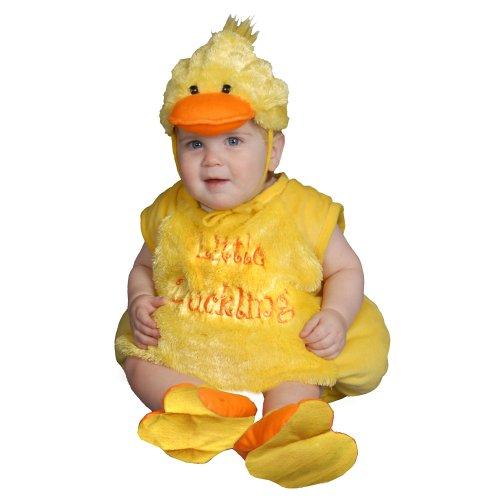 Ba Ba Lamb Infant Costumes (Dress Up America Baby Lamb, White, 0-6 Months)