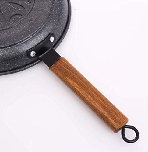 Taoyuanlou Poêle Induction Fond Rond Induction Professionnelpierre De Riz De Blé Antiadhésive Pot Multi-Usages Cuisine Set Cuisinière À Induction Cuisinière À Gaz Poêle