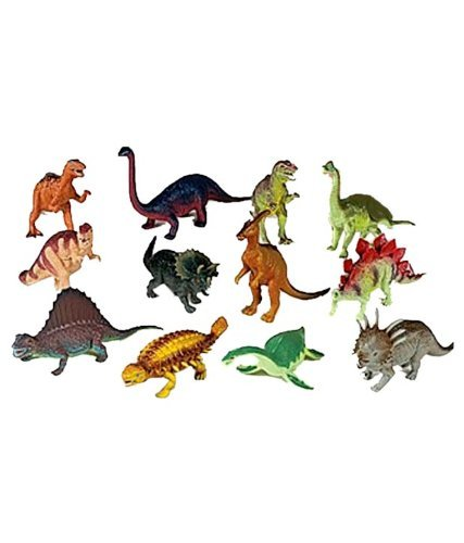 Fun Express Assorted Dinosaur Figures