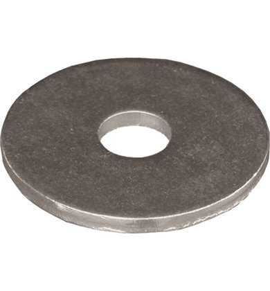Sipa 5/967 Washer grembialina Piece, 8 x 32 mm Galvanised by Sipa