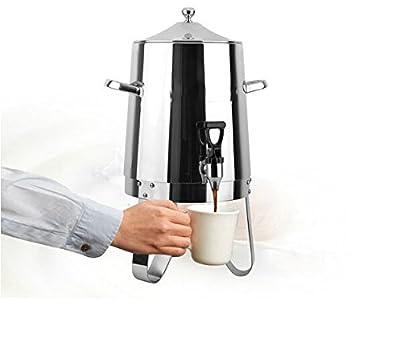 Fixture Displays Dispenser, Coffee Urn, Large Stainless Steel 13037 13037