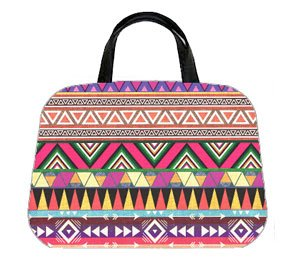 Art Needlepoint Tribal Weekender Travel Bag Needlepoint Canvas ()