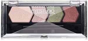 Maybelline New York Eye Studio Color Plush Silk Eyeshadow, Mad for Mauve 10, 0.09 Ounce