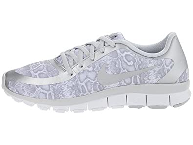 timeless design 2854e d8b5d Amazon.com | NIKE Free 5.0 V4 NS PT Women's Running Shoe (11 ...