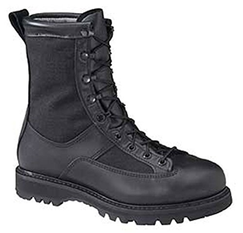 Matterhorn 8-inch Uninsulated Waterproof Leather Flame Resistant Fabric 750 Defender Boots - Womens Sz 5M -