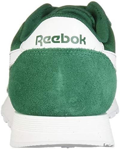 Reebok Men's Classic Nylon Fashion Sneaker 3