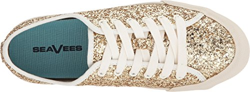 SeaVees Womens Monterey Chunky Glitter Gold qCujW