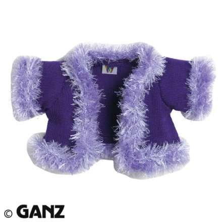 Webkinz Clothing Glam Coat